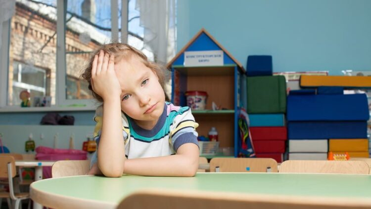 colds and childcare