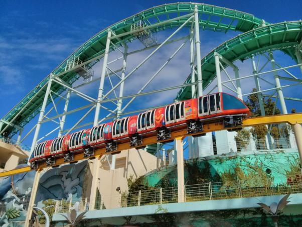 theme park saftey