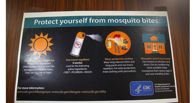 zika virus natural protection
