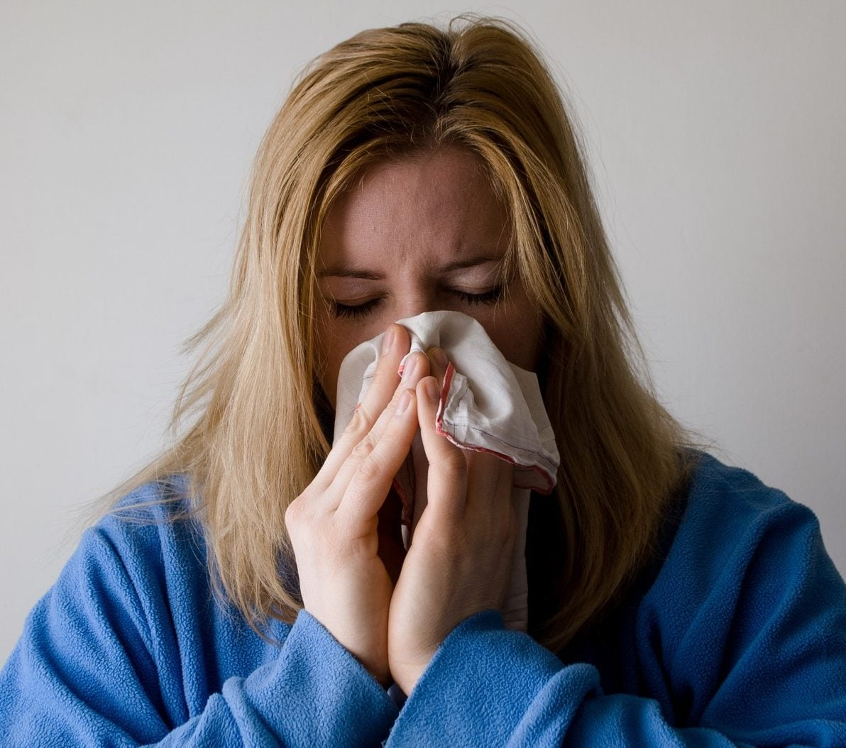 prevent getting sick with a cold